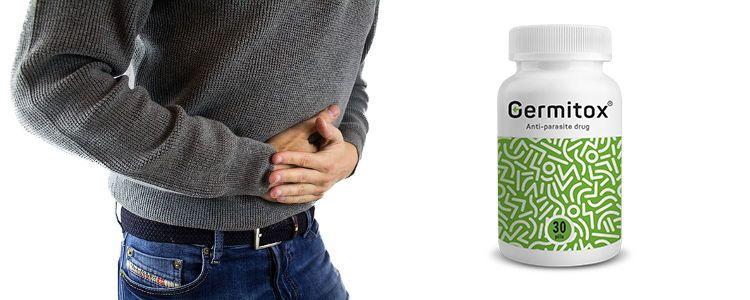 Mennyi ideig tart, hogy lássuk a hatást Germitox? Vannak mellékhatások? Mi a kompozíció?
