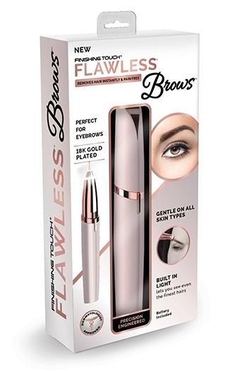 Mi az Flawless Brows használata? Hogy működik? Hogy fog működni? Mikor fog működni?