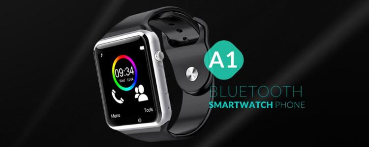 Vélemények, Hozzászólások, felhasználók Smartwatch A1.