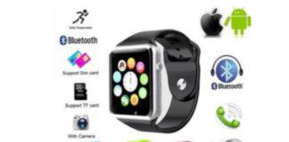 Smartwatch A1 - hogy működik, hatá, megjegyzések, mennyibe kerül, összetétel