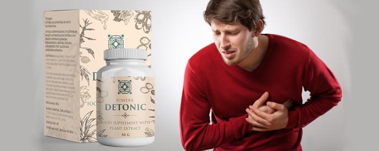 Lehetnek mellékhatások a Detonic használat után?
