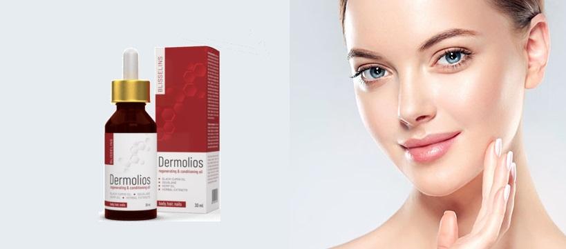 Mennyi ideig tart, hogy lássuk a hatást Dermolios? Vannak mellékhatások? Mi a kompozíció?