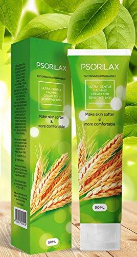 Hogyan működik Psorilax? A termék összetétele.