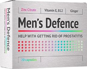 Mi az a Mens Defence? A termék összetétele?