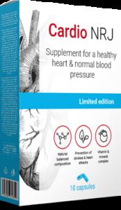 Cardio NRJ összetétel? Hogy működik? Mi a összetétele?