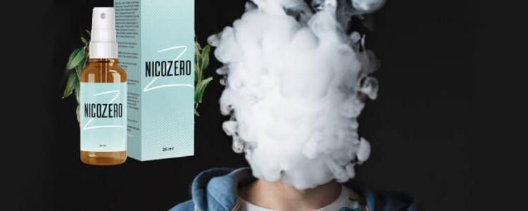 Melyek a NicoZero Spray összetevői?