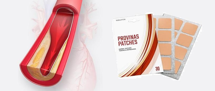 Hogyan lehet megrendelni Provinas Patches ára a gyártó weboldalán?