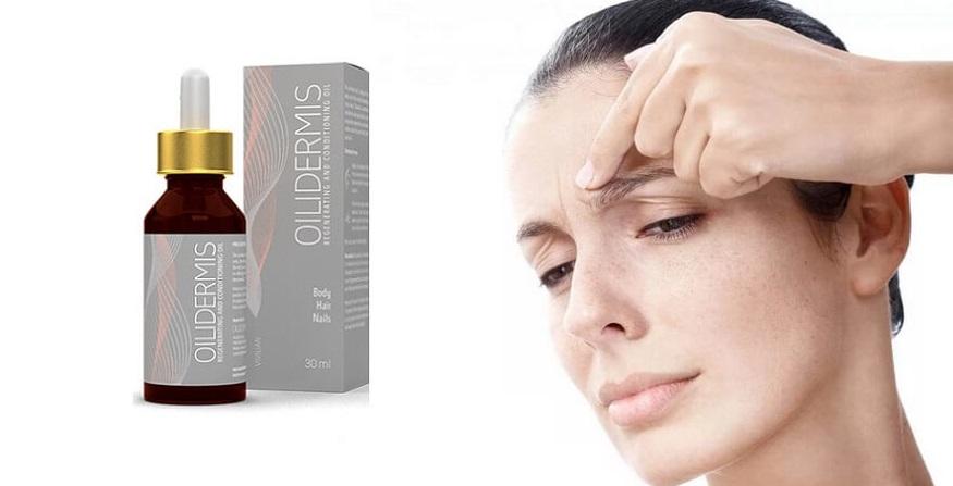 Ránctalanító krém Oilidermis természetes összetevőket a krém
