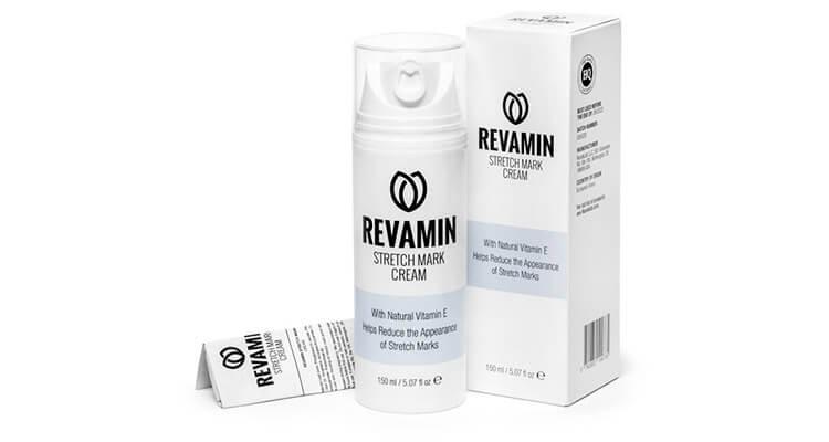 Revamin Stretch Mark - tanulási hatások ezt a terméket?
